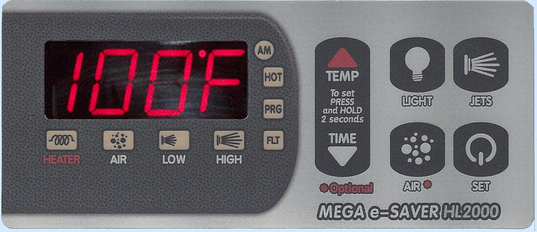 HL2000 Digital Top Side Control